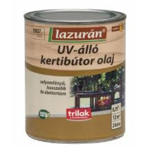 LAZURÁN kertibútor olaj 0,75 l UV-álló